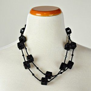 1950s Modern Abstract Art Necklace